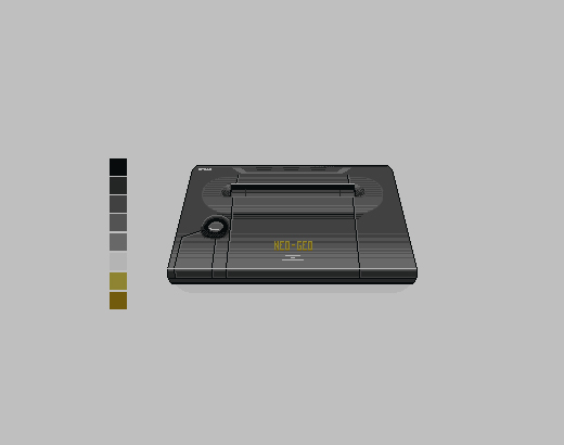 Creation Pixel Art Neo-Geo Pxlng2